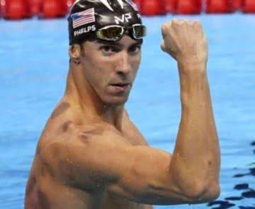 Para emprender a lo campeón: 10 frases de Michael Phelps muy motivadoras