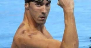 10 frases motivadoras de Michael Phelps