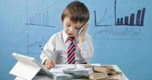 La importancia de criar hijos con espíritu emprendedor