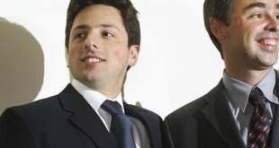 Sergey Brin y Larry Page