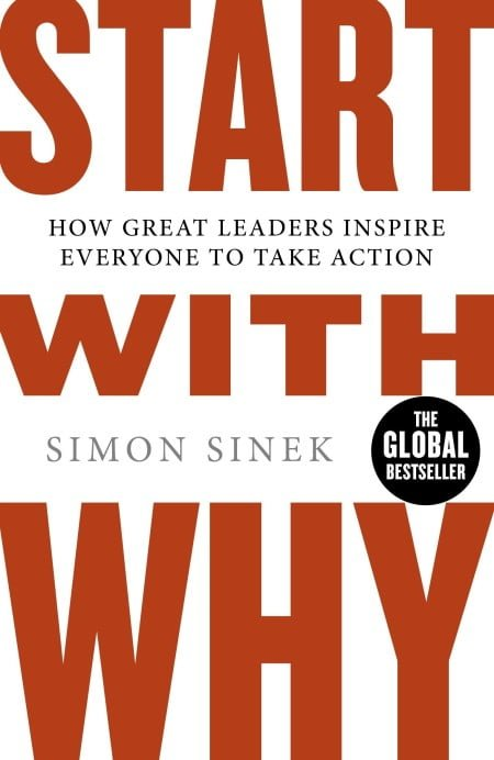 """Start With Why,"" de Simon Sinek"