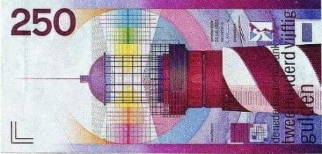 El billete más colorido