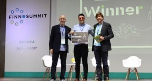 Übank, ganadora del  FINNOSUMMIT Pitch Competition