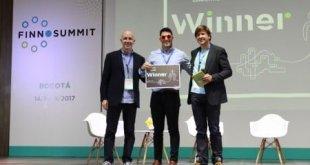 Übank, ganadora del  FINNOSUMMIT Pitch Competition