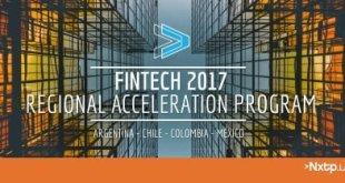 NXTP Labs anuncia la convocatoria pPrograma de Aceleración FinTech 2017