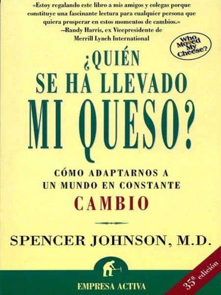 """""""¿Quién se ha llevado mi queso?"""", de Spencer Johnson"""