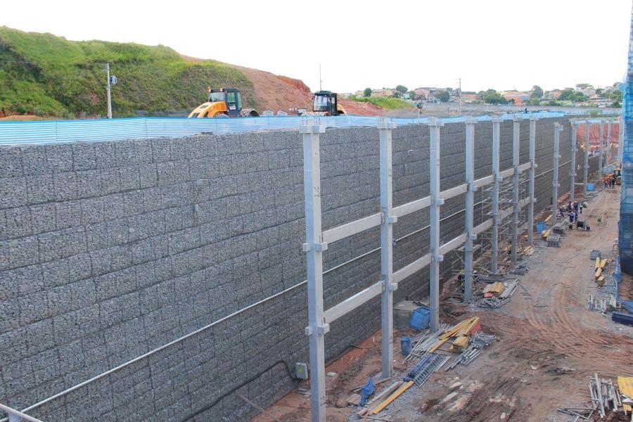 Muros de contencin en la construccin qu son y para qu sirven