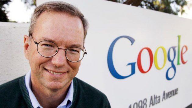 Con solo 8 palabras el ex director general de Google, Eric Schmidt enseñó la lección de liderazgo más importante