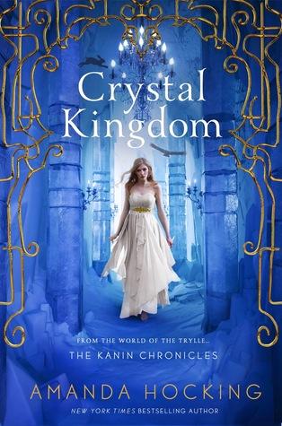 Featured Spotlight & Giveaway: Crystal Kingdom (Kanin Chronicles #3) by Amanda Hocking