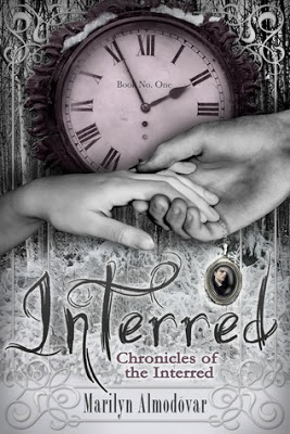 {Blog Tour} Review & Giveaway: Interred (Chronicles of the Interred #1) by Marilyn Almodóvar