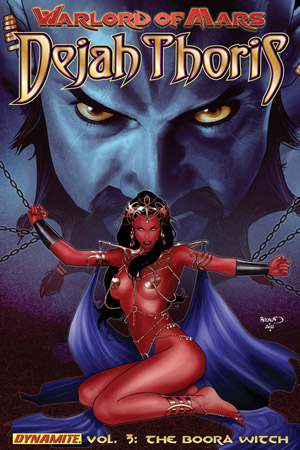 {Graphic Novel Review} Warlord of Mars: Dejah Thoris Vol. 3 – The Boora Witch by Robert Place Napton