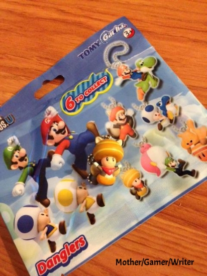 Super Mario Bros. Danglers -