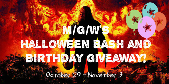 M/G/W's Halloween Bash And Birthday Giveaway Day 4: What's Your Favorite Scary Movie?