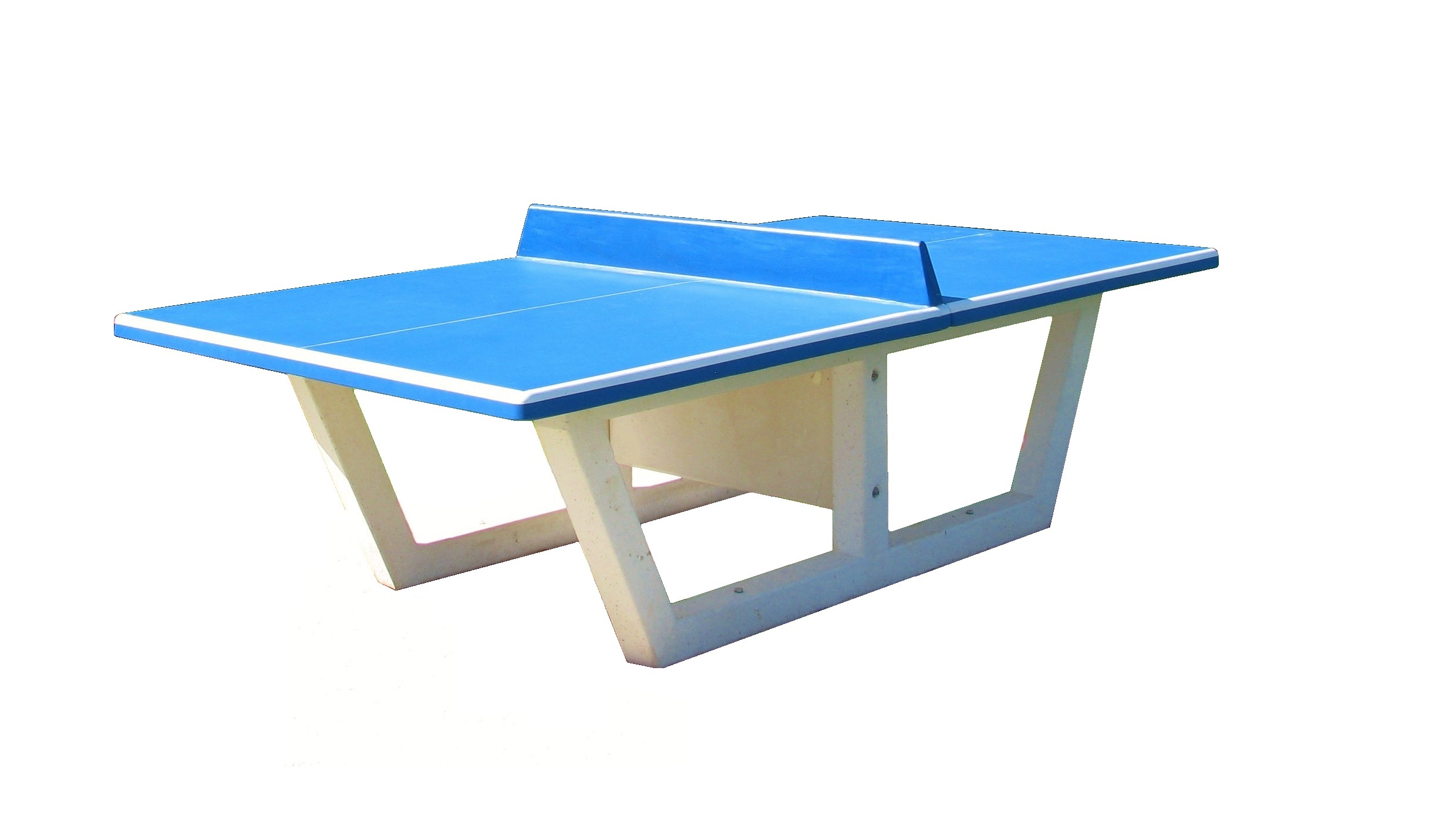 Solde Table De Ping Pong Table De Ping Pong En Béton Emrodis