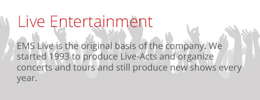 Concerts, Shows & Live-Acts
