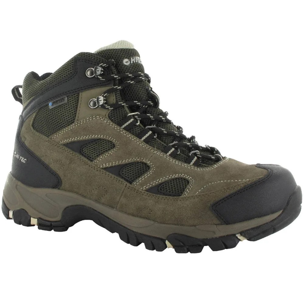 Hi Tec Com Hi Tec Men S Logan Waterproof Boots