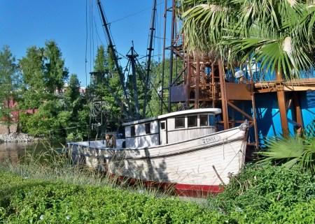 Jenny Forrest Gump Boat