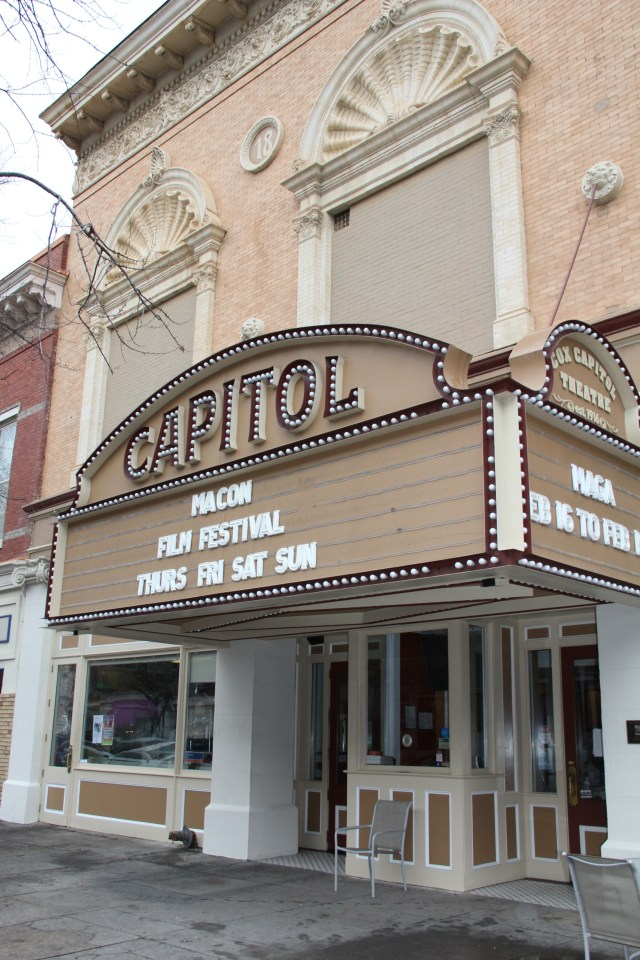 Cox Capitol Theater