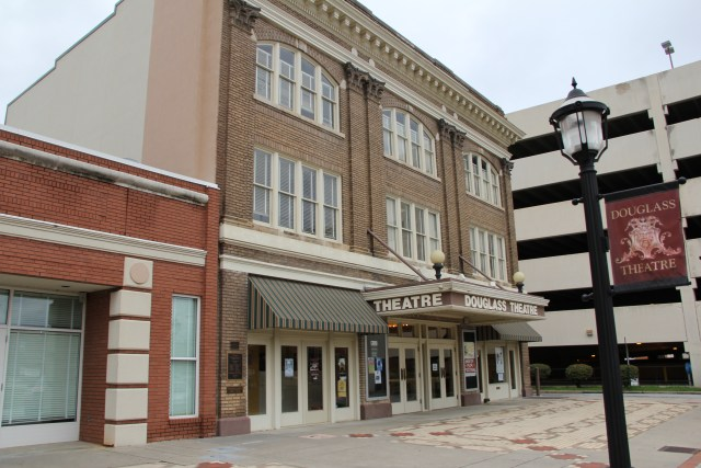 The Douglas Theater, Macon