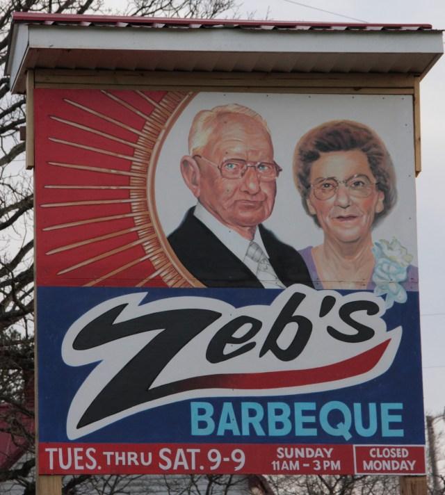 Zeb's BBQ