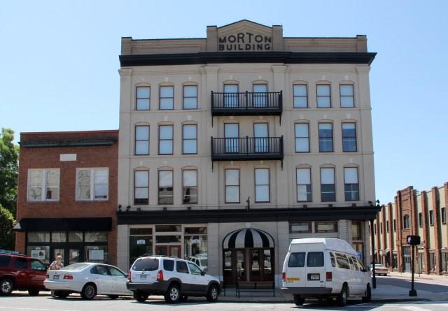 The Morton Building