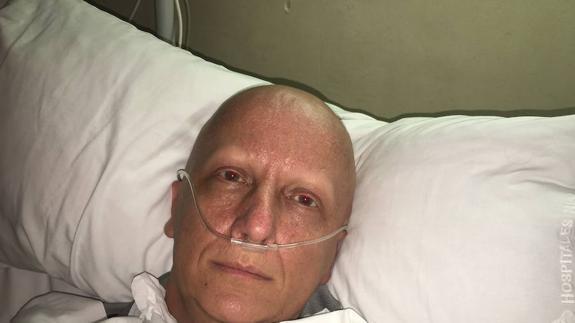 Ayuda a este enfermo, desahuciado por la Sanidad Pública, a pagarse un tratamiento