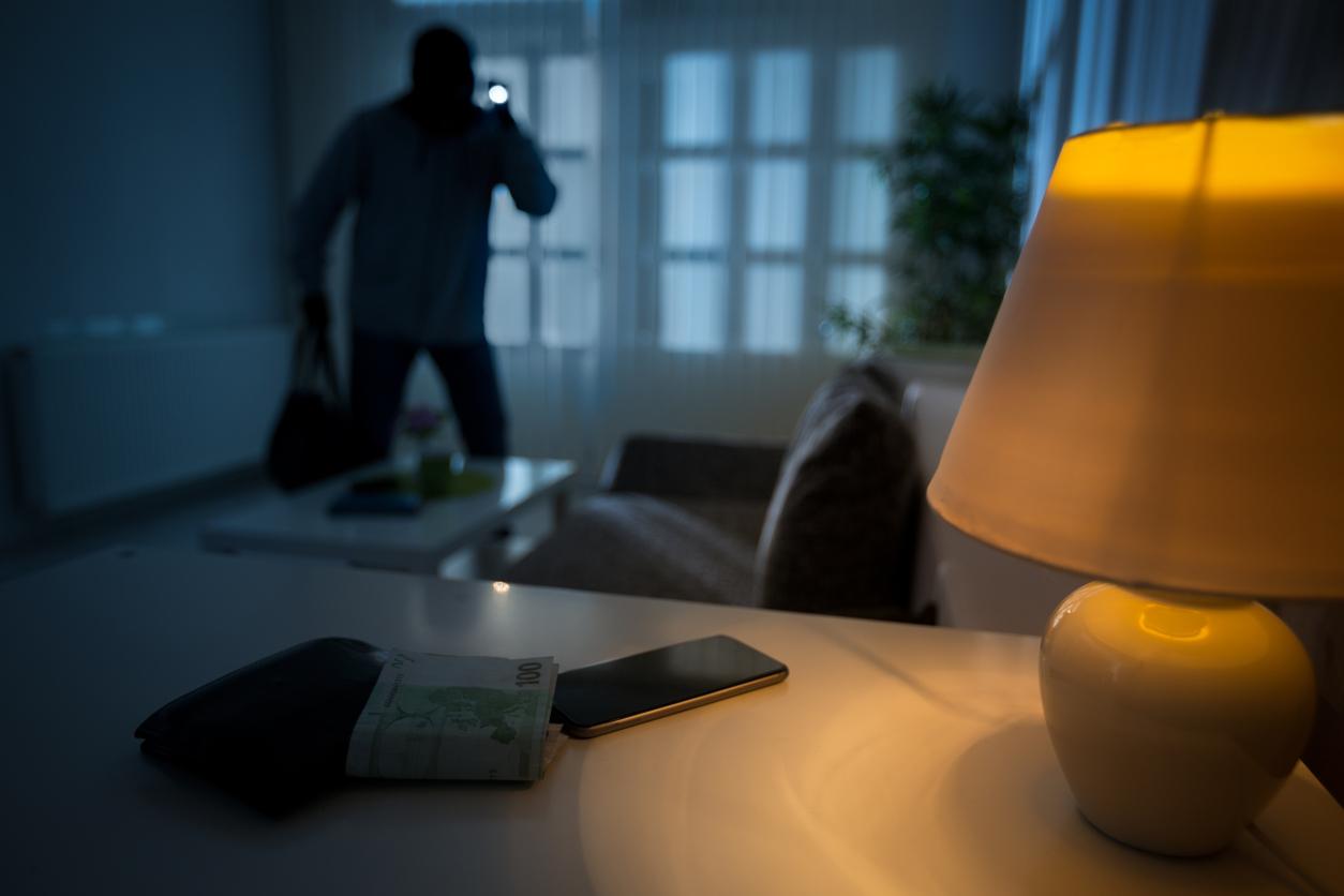 Diez cosas que debes hacer en caso de que un intruso entre en tu casa