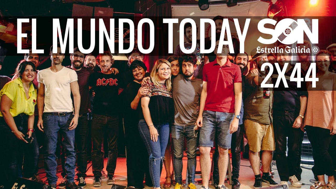 El Mundo Today 2×44: Capítulo final, con Xoel López y Vetusta Morla