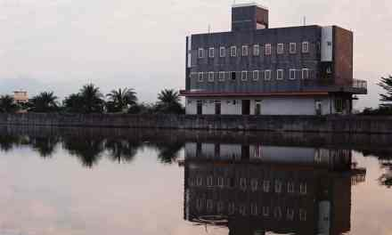 Time to reflect – Kodak Ektar 100 (120)