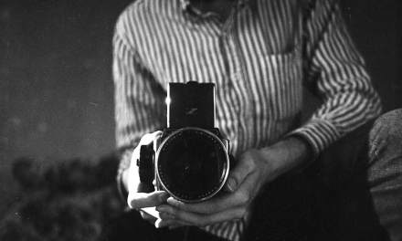 I am Jonas Lundström and this is why I shoot film