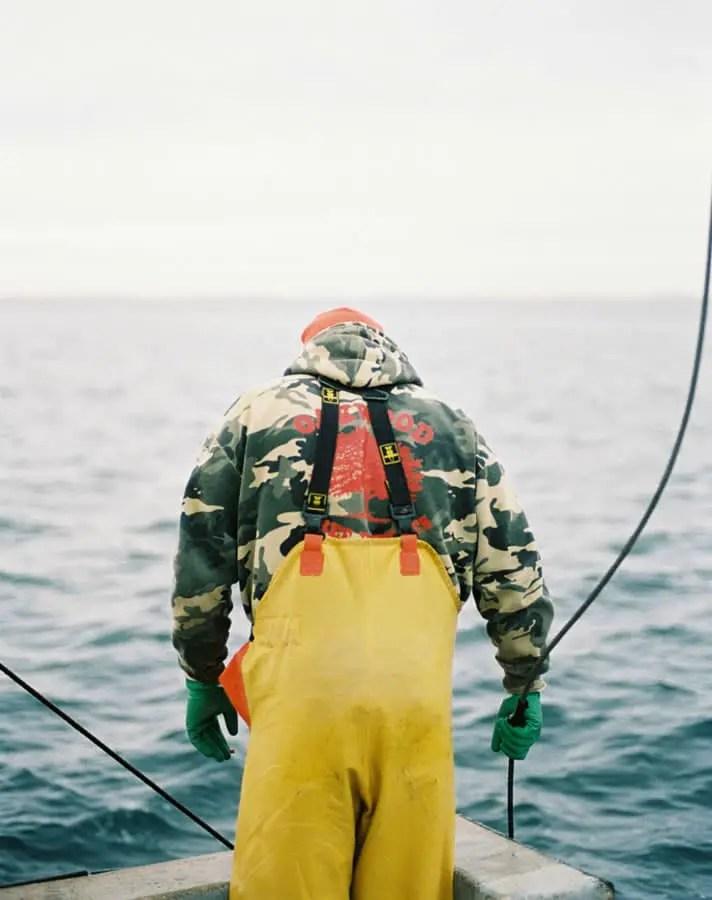 The Sea – North Atlantic Ocean - Leica M2 + Kodak Portra 400