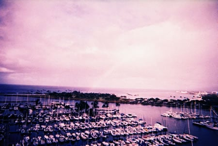 Sittin' on the dock of the bay – Lomography Slide 200 (35mm)