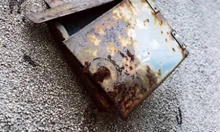 Disintegrated – Kodak Portra 400 (120)