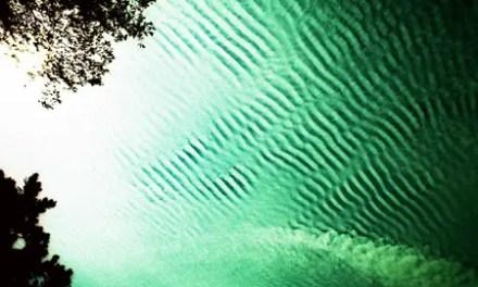 Emerald skyscape – Kodak EKTACHROME 100D 5285 (35mm)