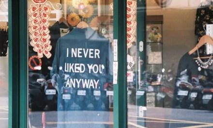 I never liked you… – Fuji Natura 1600