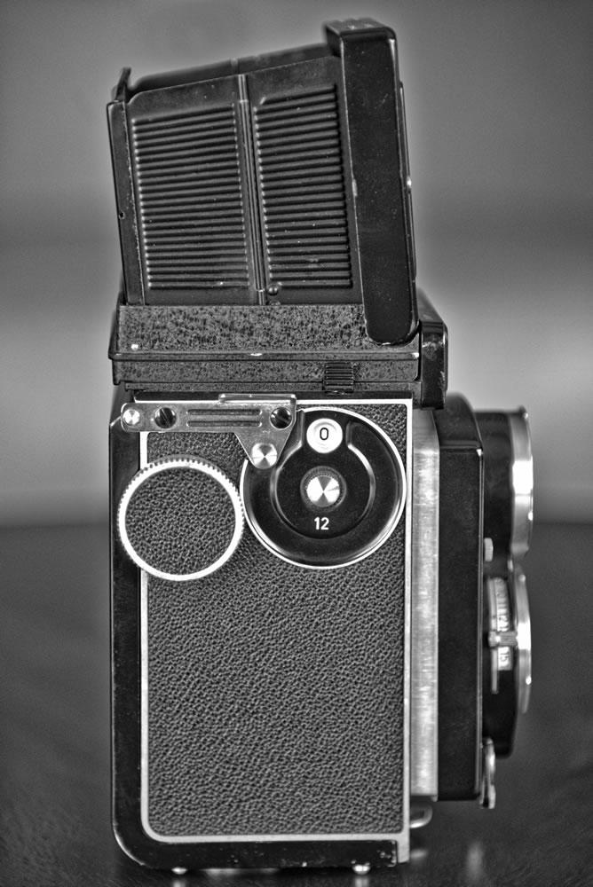 Rolleicord Vb Right