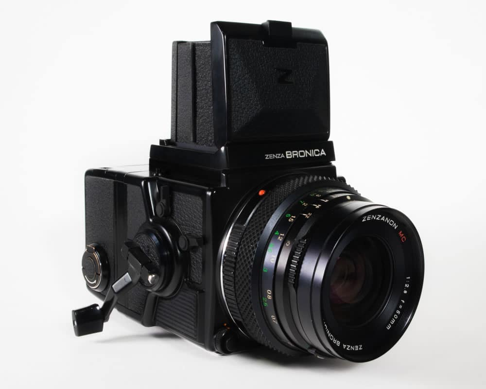 Camera review: Me and my Bronica GS1 - Laidric Stevenson