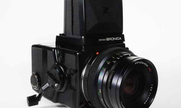 Camera review: Me and my Bronica GS1 – Laidric Stevenson