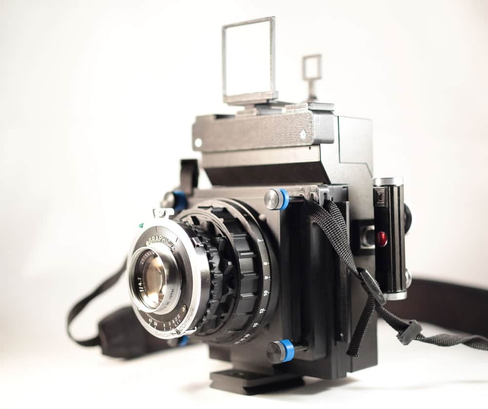 Mercury - Polaroid 600 - Front
