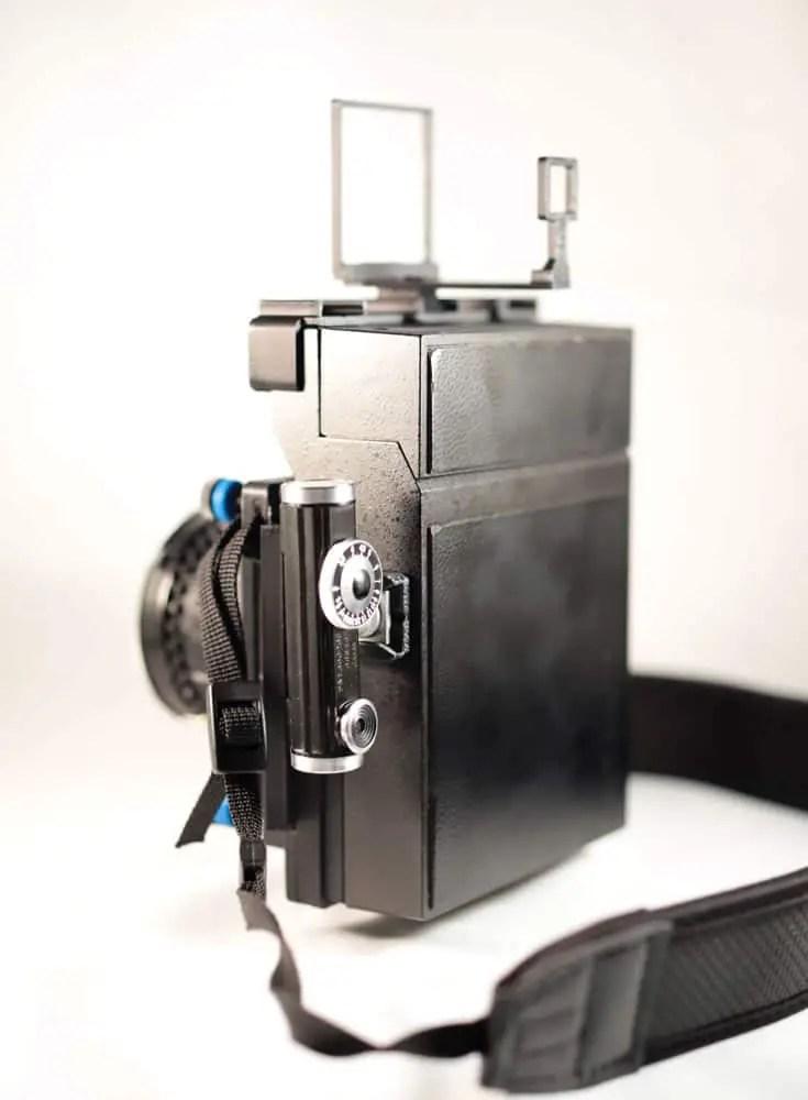 Mercury - Polaroid 600 - Rear Left