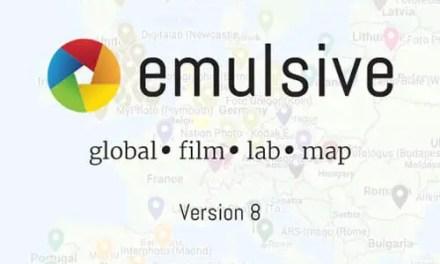 The EMULSIVE Global Film Lab Map (v8)