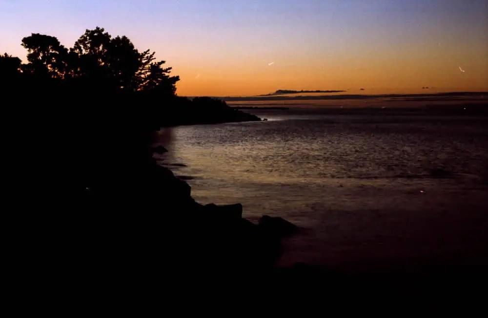 Blue Hour - Kodak Ektar 100