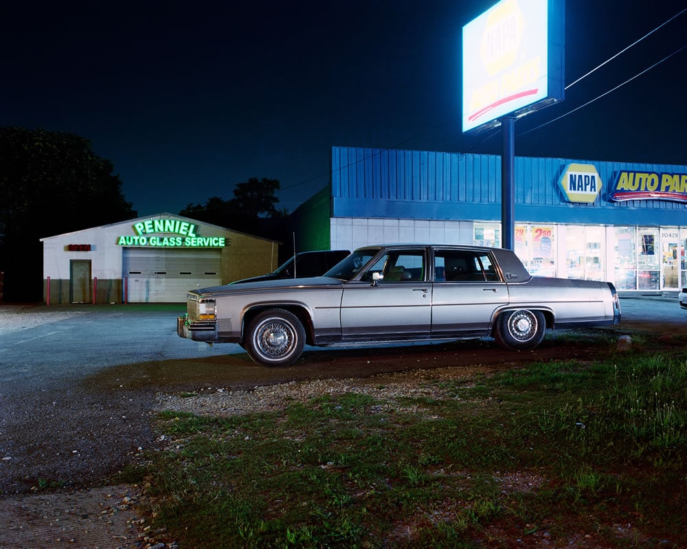 Caddy #1 - Not an example of New Topographics