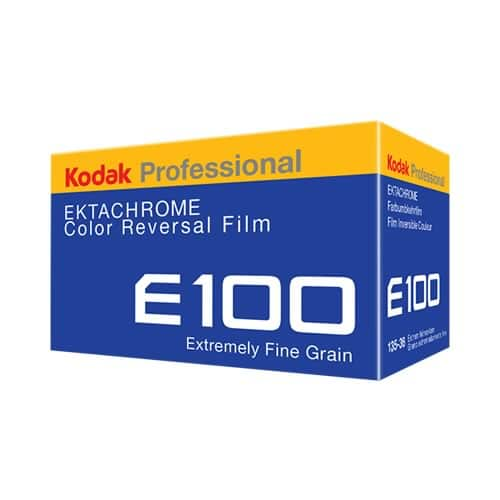 Kodak EKTACHROME 100