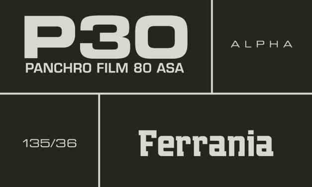 Film Review: FERRANIA P30® ALPHA Part 1 – 35mm EI 80 (bracketed +/- 1 stop + filter tests) – Rodinal semi-stand