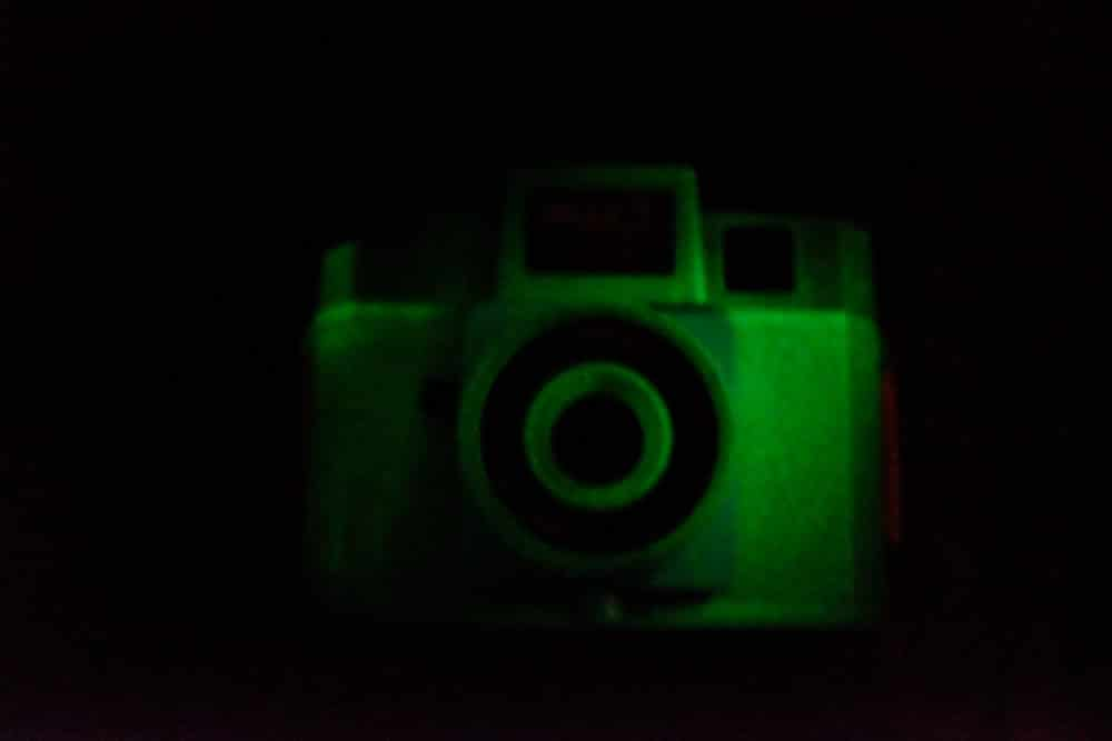 Holga 120N review - GLOW!