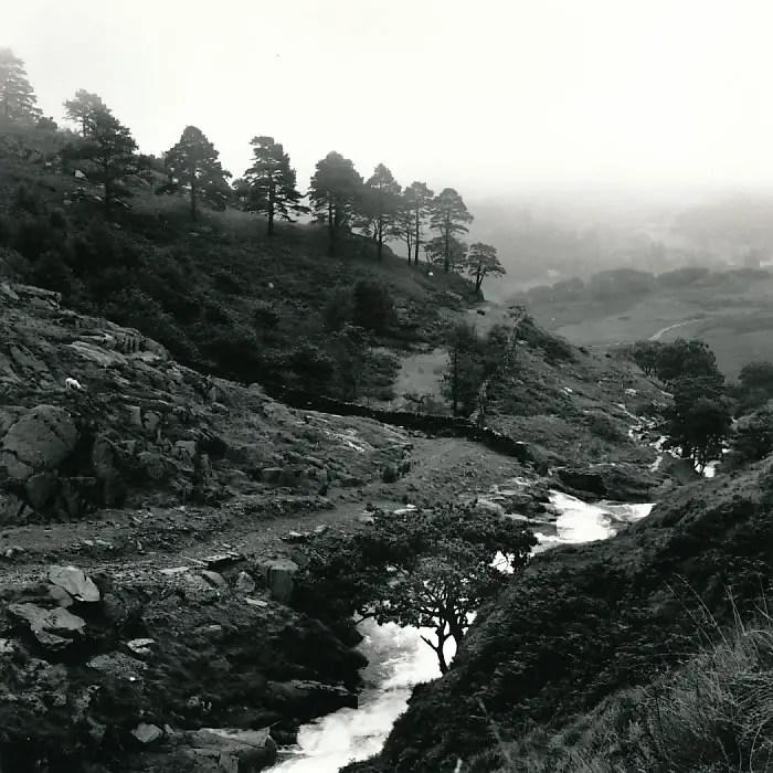 Wales - Watkin Path - Bronica SQ-A - Ilford HP5+