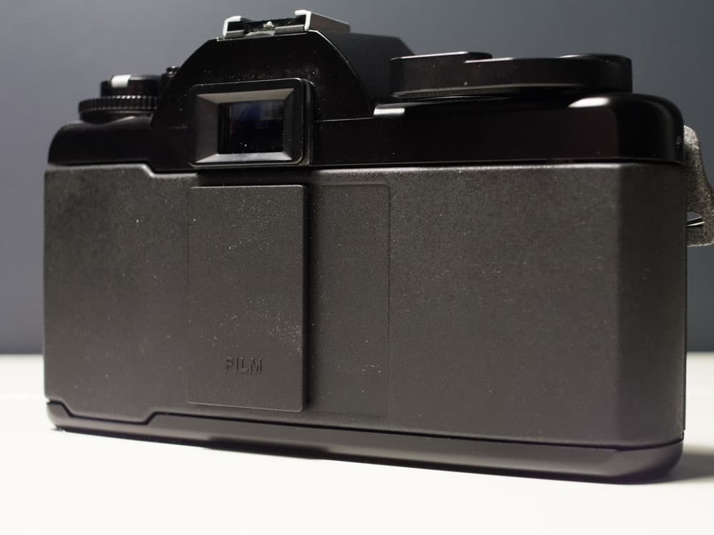 Agfa Selectronic 3 - Rear view