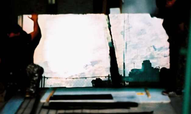 Alt skyline – Kodak PROFESSIONAL ELITE Chrome 100 – EB-3 (35mm)
