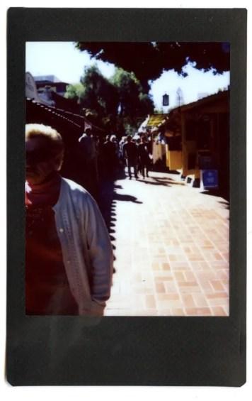 Leica Sofort - Street - Instax Mini Color
